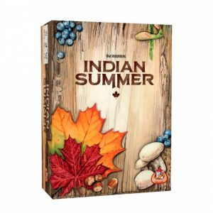 White Goblin Games gezelschapsspel Indian Summer (28.95 EUR) 33.00% korting
