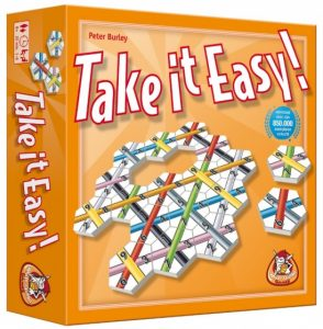 White Goblin Games gezelschapsspel Take it Easy! (19.90 EUR) 26.00% korting