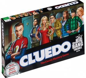 Winning Moves bordspel Cluedo The Big Bang Theory (en) (28.95 EUR) 40.00% korting