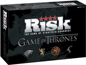 Winning Moves bordspel Risk Game of Thrones (en) (74.95 EUR) 25.00% korting