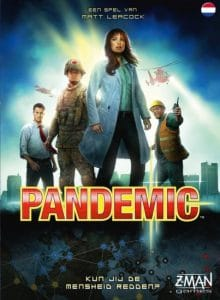 Z Man Games Pandemic Strategiebordspel (42.30 EUR) 26.00% korting