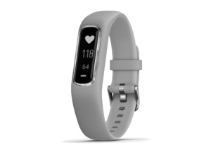 GARMIN Activity Tracker Vivosmart 4 (Small/Medium) Grijs (010-01995-02) (139.00 EUR)
