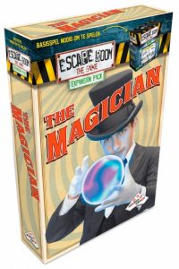 Identity Games Escape Room the magician uitbreidingsset (11.50 EUR) 28.00% korting