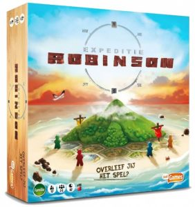 Just Games bordspel Expeditie Robinson (17.50 EUR) 26.00% korting