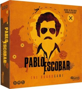 Just Games bordspel Pablo Escobar (en) (35.50 EUR) 26.00% korting