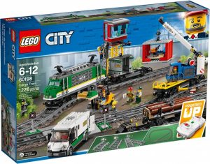 LEGO City: Vrachttrein (60198) ( 182.95 EUR)