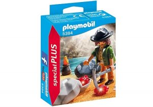 PLAYMOBIL Special Plus: Schattenjager (5384) (3.20 EUR)