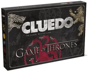 Winning Moves Cluedo: Games of Thrones gezelschapsspel (en) (28.70 EUR) 47.00% korting