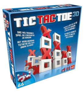 Goliath Tic Tac Toe 3D strategiespel (19.75 EUR) 27.00% korting