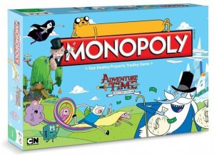 Hasbro Monopoly Adventure Time (en) (34.95 EUR) 30.00% korting