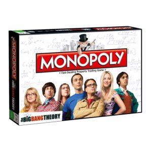 Hasbro Monopoly Big Bang Theory (en) (34.95 EUR) 30.00% korting