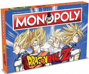 Hasbro Monopoly Dragon Ball Z (en) (35.95 EUR) 28.00% korting