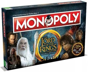 Hasbro Monopoly Lord of the Rings (en) (39.90 EUR) 27.00% korting