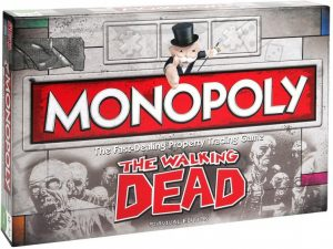 Hasbro Monopoly The Walking Dead (en) (37.95 EUR) 24.00% korting