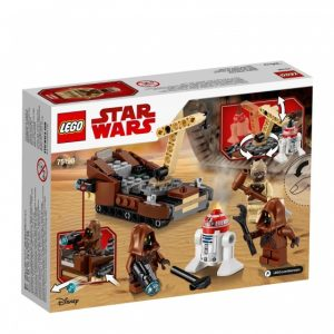 LEGO Star Wars: Tattooine (75198) ( 15.15 EUR)