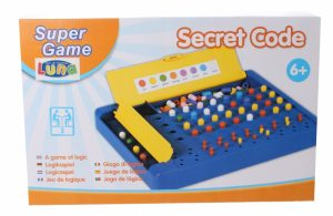 Luna logicaspel Secret Code (14.25 EUR) 29.00% korting