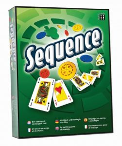 Nordic Games bordspel sequence groen (24.90 EUR) 27.00% korting