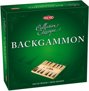 Tactic bordspel Backgammon (11.90 EUR) 46.00% korting