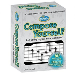 ThinkFun muziekspel Compose Yourself Engelstalig (15.95 EUR) 33.00% korting