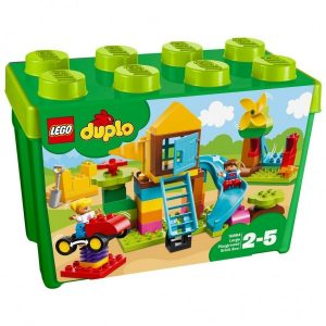 10864 Lego Duplo My First Grote Speeltuin – Opbergdoos ( 44.99 EUR)