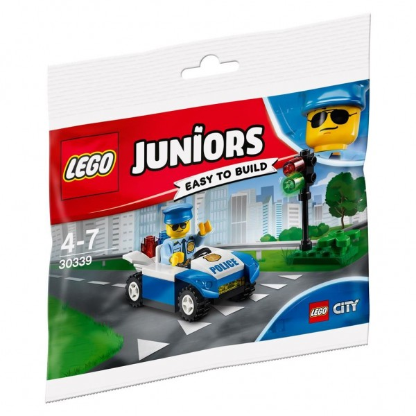 30339 Lego Junior Traffic Light Patrol Polybag