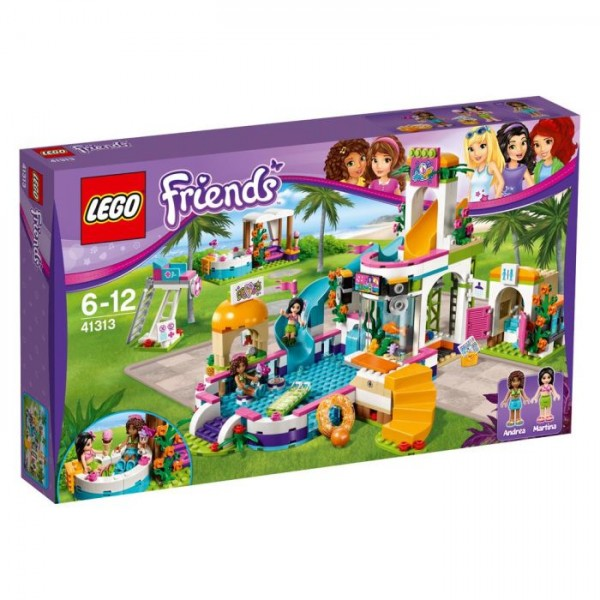 41313 Lego Friends Heartlake Zwembad