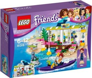 41315 Lego Friends Heartlake Surfshop ( 20.99 EUR)