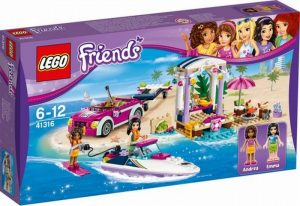 41316 Lego Friends Andrea's Speedboottransport ( 28.99 EUR)