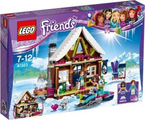 41323 Lego Friends Wintersport Chalet ( 41.99 EUR)