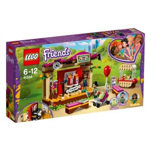 41334 Lego Friends Andrea's Parkprestaties ( 29.99 EUR)