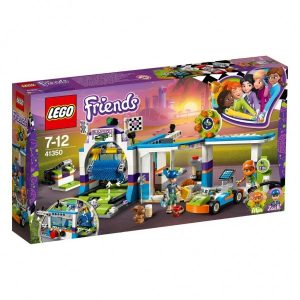 41350 Lego Friends Autowasstraat ( 32.99 EUR)
