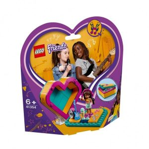 41354 Lego Friends Andrea's Heart Box ( 7.99 EUR)