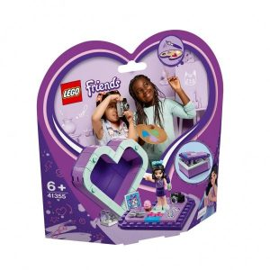 41355 Lego Friends Emma's Heart Box ( 7.99 EUR)