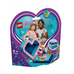 41356 Lego Friends Stephanie's Heart Box ( 7.99 EUR)