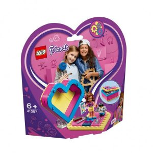41357 Lego Friends Olivia's Heart Box ( 7.99 EUR)