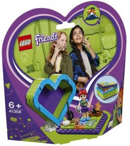41358 Lego Friends Mia's Heart Box ( 7.99 EUR)