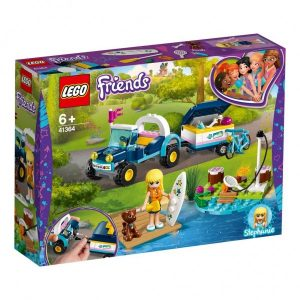 41364 Lego Friends Stephanie's Buggy en Aanhanger ( 18.99 EUR)