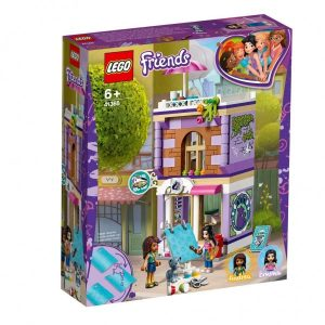 41365 Lego Friends Emma's Art Studio ( 23.99 EUR)