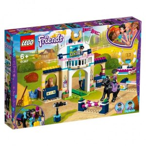 41367 Lego Friends Stephanie's Horse Jumping ( 42.99 EUR)