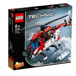 42092 Lego Technic Reddingshelicopter ( 27.99 EUR)