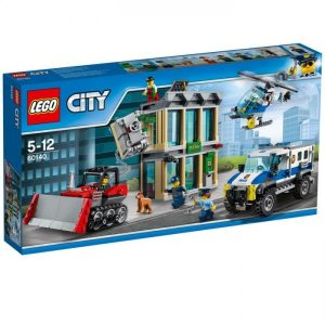 60140 Lego City – Bulldozer Inbraak ( 59.99 EUR)