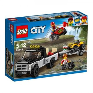 60148 Lego City – ATV Raceteam ( 18.99 EUR)