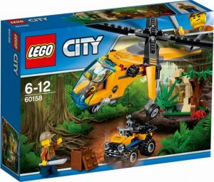 60158 Lego City Jungle Vrachthelikopter ( 18.99 EUR)