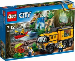 60160 Lego City Jungle Mobiel Laboratorium ( 45.99 EUR)