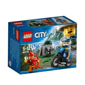 60170 Lego City Off-Road Achtervolging ( 5.99 EUR)