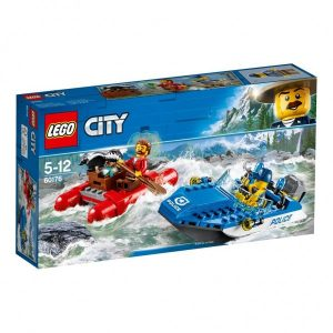 60176 Lego City Wilde Rivier Ontsnapping ( 14.99 EUR)