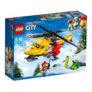60179 Lego City Ambulance Helikopter ( 18.99 EUR)