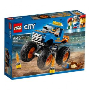 60180 Lego City Monstertruck ( 18.99 EUR)