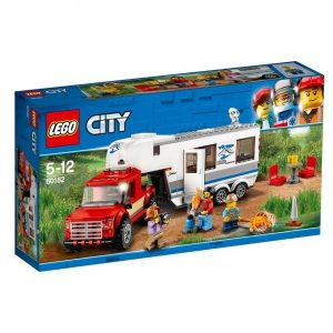 60182 Lego City Pick Up Truck En Caravan ( 26.99 EUR)