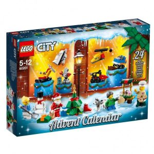 60201 Lego City Adventkalender ( 29.99 EUR)
